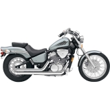 Honda VT600 Dragpips Speedster-Style