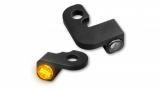 HeinzBikes NANO LED Blinker für HD TOURING hydraulische Kupplung