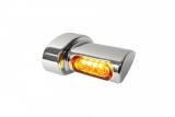 HeinzBikes Winglets MICRO LED Blinker, alle H-D Modelle 93-