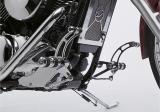 """Fußrastenanlage """"Round Style"""" für Kawasaki VN800"""
