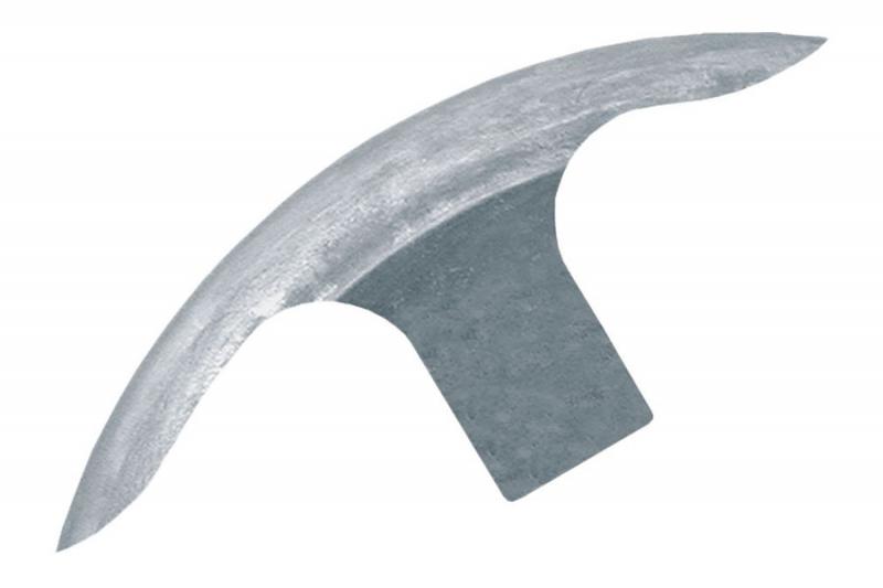 Stahl Frontfender Tribal 135mm