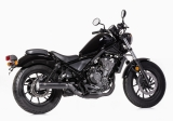 Honda CMX 500 Rebel FALCON Double Groove Slip on